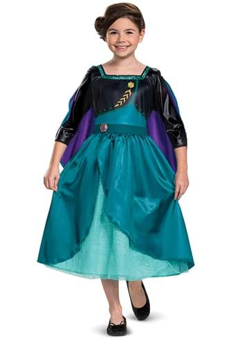 Frozen Queen Anna Classic Costume for Kids