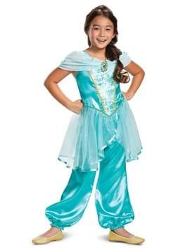 Aladdin Girls Jamine Classic Costume