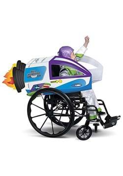 Buzz Lightyear Spaceship Adaptive Wheelchair Cover Costume