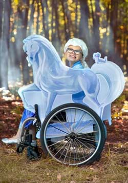 Frozen Ice Nokk Adaptive Wheelchair Cover Costume-1-2
