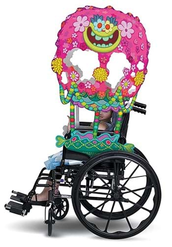 Trolls Adaptive Wheelchair Cover Costume