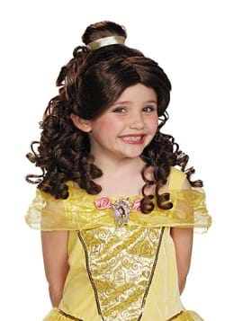 Beauty and the Beast Belle Kids Wig