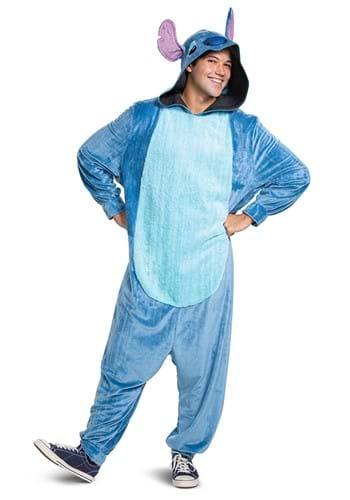 Deluxe Adult Stitch Costume