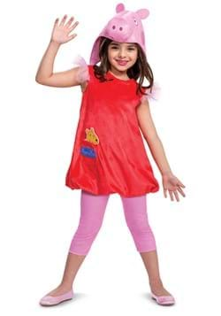 Kids Deluxe Peppa Pig Costume