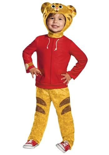 Daniel Tiger Classic Costume