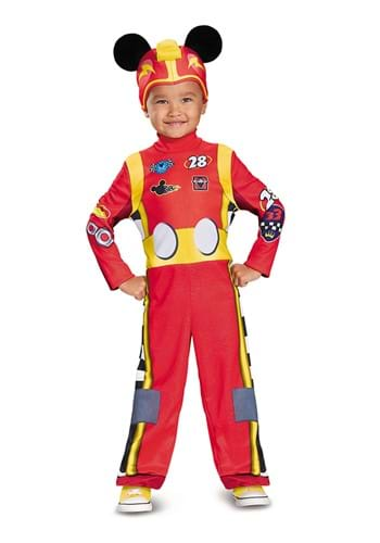 Toddler Classic Mickey Roadster Costume