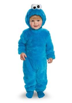 Cookie Monster Costume w/ Light-Up Eyes
