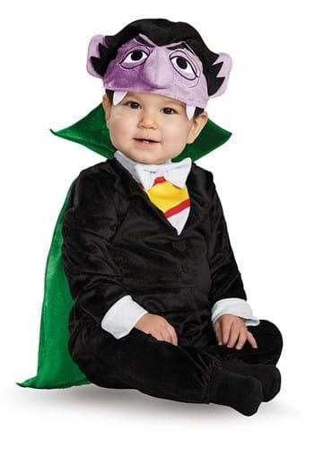 Sesame Street Infant/Toddler Deluxe Count Costume