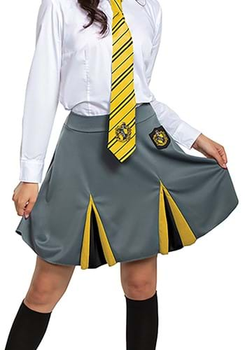 Harry Potter Hufflepuff Skirt for Adults upd