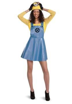 Adult Minion Dress Costume