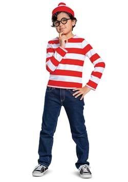 Kids Classic Wheres Waldo Costume