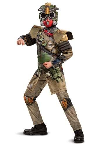 Apex Legends Bloodhound Costume