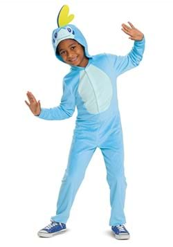 Pokemon Sobble Hooded Jumpsuit Classic Costume