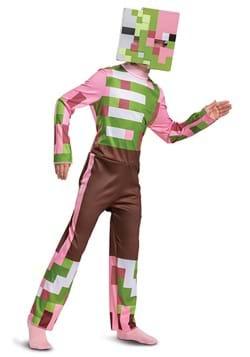 Minecraft Zombie Pigman Classic Costume DLC