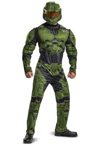 Halo Infinite Master Chief Adult Costume