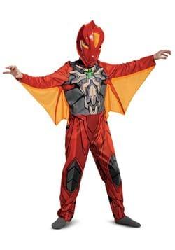 Bakugan Child Dragonoid Classic Costume