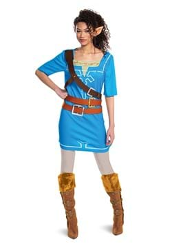 Link Breath of the Wild Classic Adult Costume