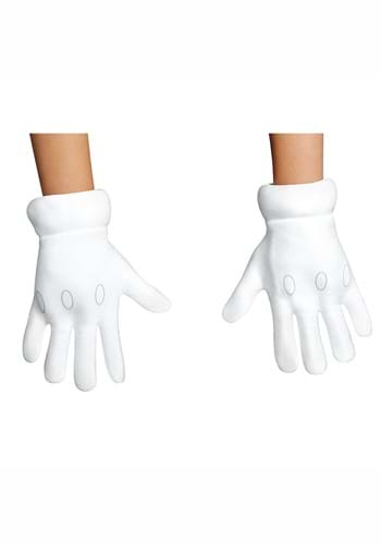 Kids Super Mario Brothers Gloves
