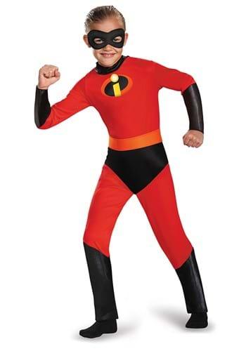 Kids Incredibles Dash Classic Costume