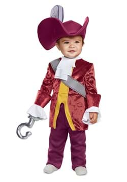 Infant Captain Hook Classic Costume