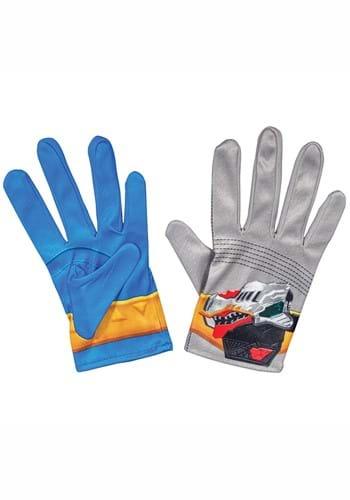 Power Rangers Dino Fury Blue Ranger Kids Gloves