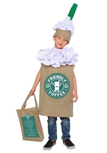 Frappuccino Kids Costume
