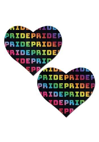 Pastease Rainbow Pride Heart Pasties