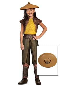 Raya and the Last Dragon: Girls Classic Raya Costume