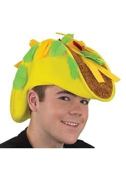Adult Felt Taco Hat