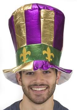 Adult Mardi Gras Top Hat