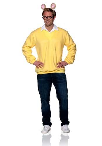 Men's Arthur Adult Costume