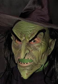 Adult Wicked Witch Mask