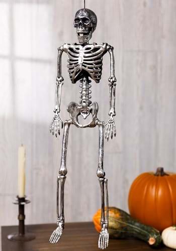 """24"""" Gun Metal Skeleton"""