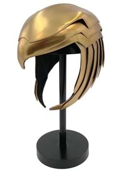 Wonder Woman 1984 Golden Armor Helmet Prop Replica