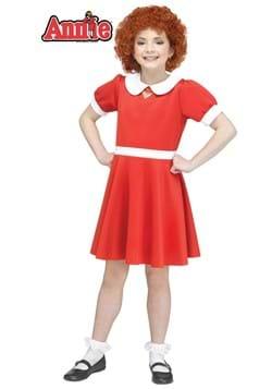 Kids Annie Costume