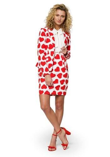 Opposuits Womens Queen of Hearts Suit