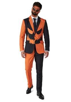 Suitmeister Jack-O-Pinstripe Black