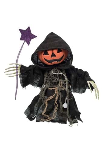16 Inch Light Up Dancing Jack O Lantern With Sound