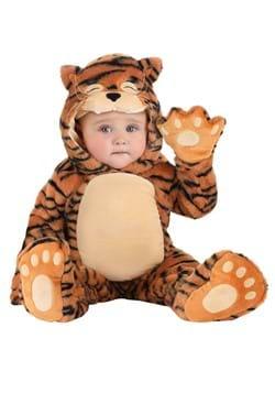 Infant Striped Tiger Costume