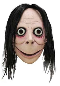 Creepypasta Momo Mask