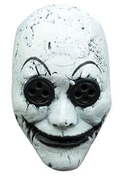 Button Eyes Half Mask