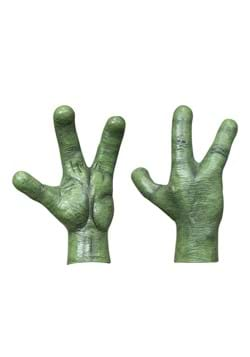 Green Alien Hands for Adults