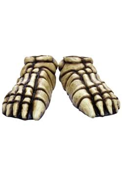 Bone Colored Skeleton Feet for Adults