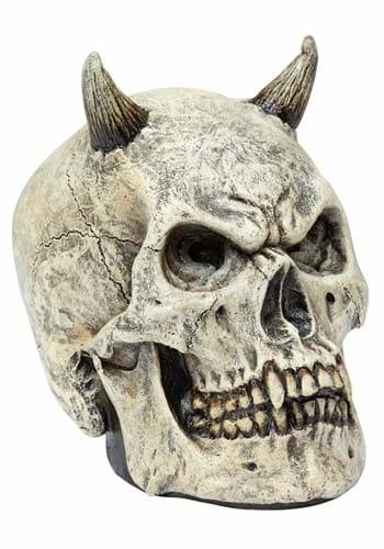 Latex Skull Devil Prop