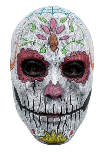 LA Catrina Half Mask