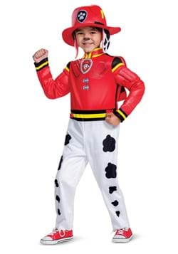 Paw Patrol Movie Marshall Deluxe Toddler Kids Costume