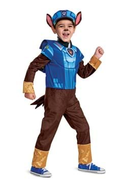 Paw Patrol Movie Chase Deluxe Toddler/Kid's Costume