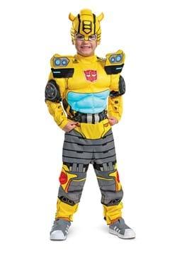 Transformers Bumblebee Adaptive Costume