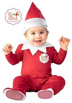 Boys Elf on the Shelf Infant Costume
