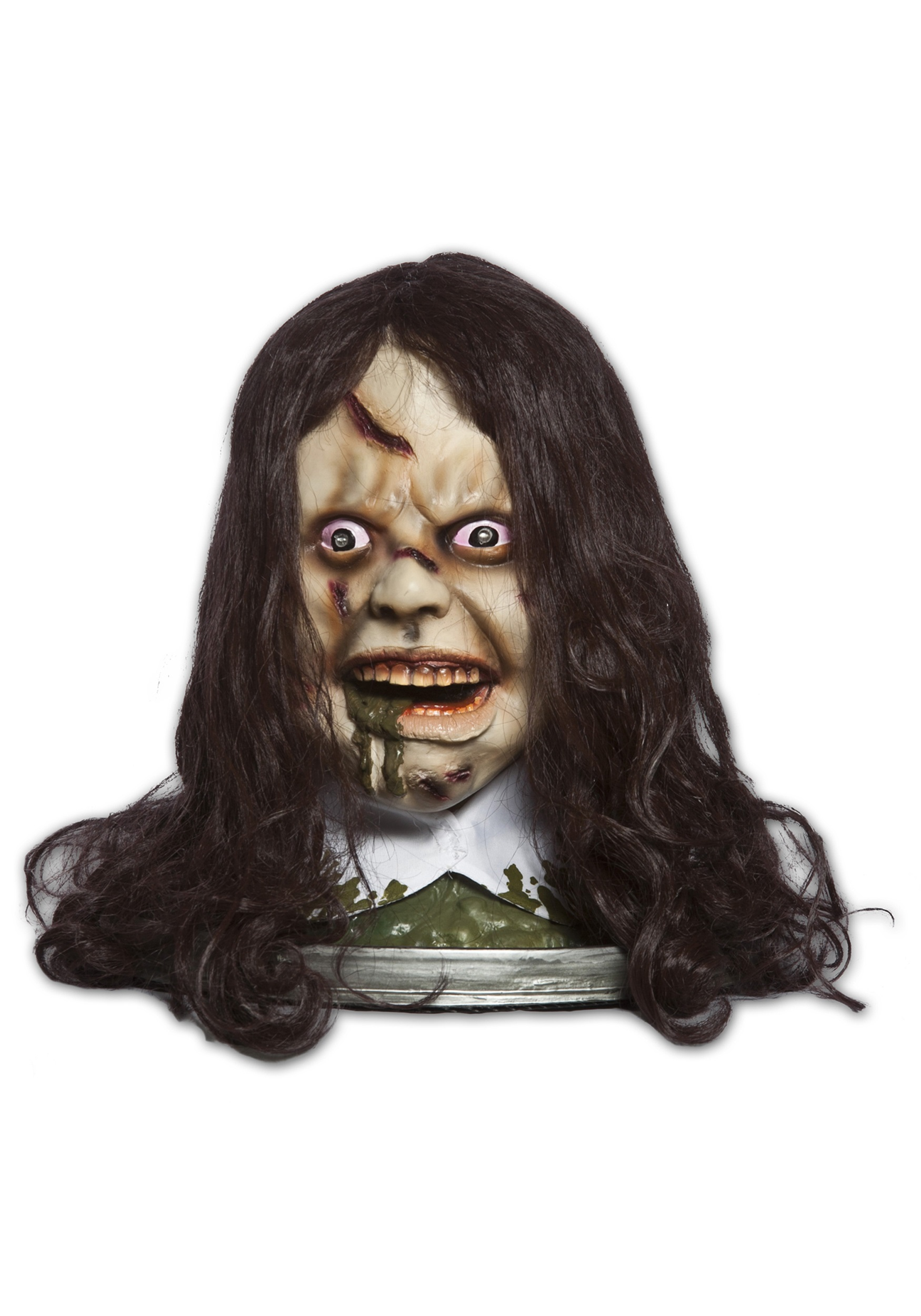 The Exorcist Head Platter Decoration
